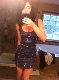 robe pacmal fille