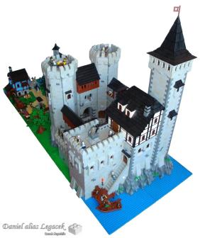 03 chateau lego castle