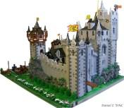 13 chateau lego castle