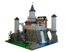 20 chateau lego castle