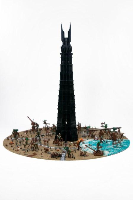 22 chateau lego castle