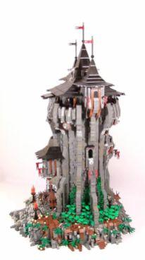 25 chateau lego castle