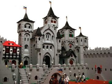 32 chateau lego castle