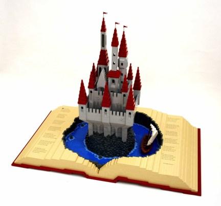 34 chateau lego castle