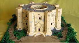 39 chateau lego castle