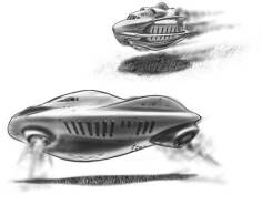 179-vaisseaux design concept dessin