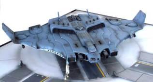 187-vaisseaux design concept dessin