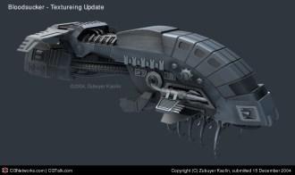33-vaisseaux design concept dessin