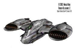 65-vaisseaux design concept dessin