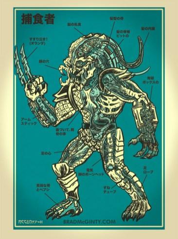 brad mcginty predator