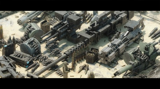 armored core arsenal