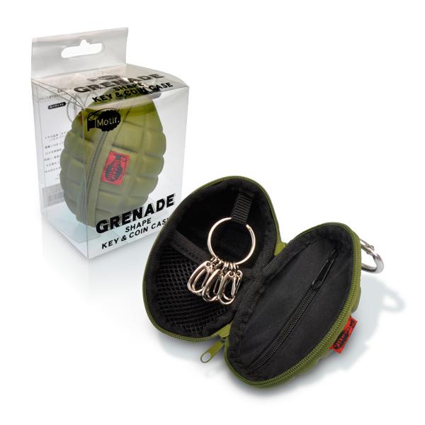 grenade porte clef