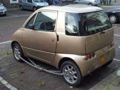 voiture anti vol chaine