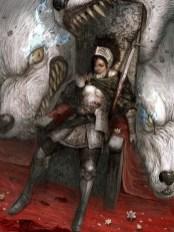 chevalier loups