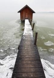 Freezing Temperature Hit Germany