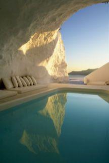 piscine hotel luxe