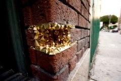 Geode-Street-Art-Project mur or