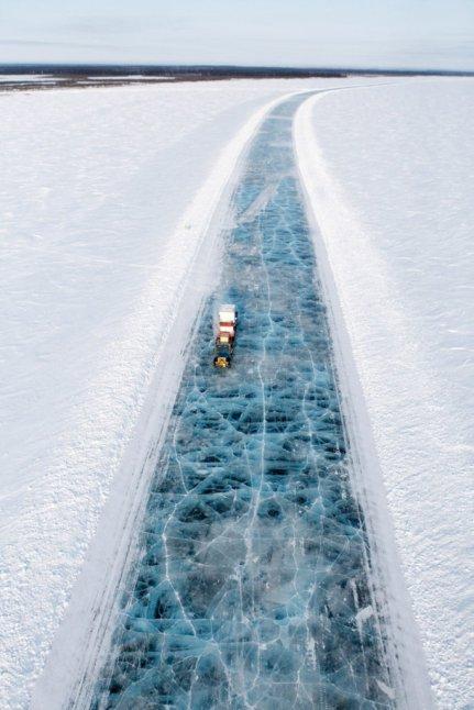 route glace alaska