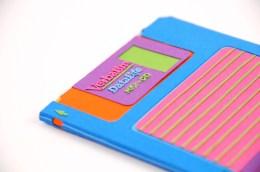 disquette d7 papier