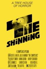 shinning homer simpson