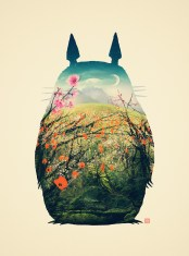 totoro foret