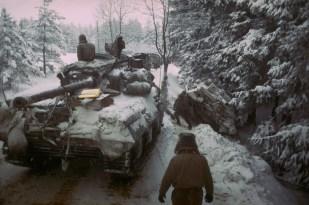 neige 1945 tank