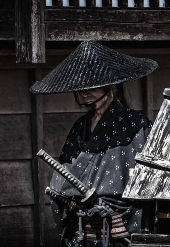 samurai noir