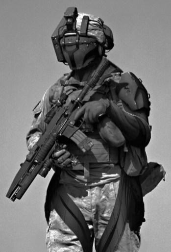 soldat futur