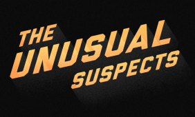 logo the unusual suspects