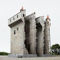 murs chateau
