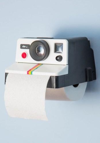 polaroid papier toilette