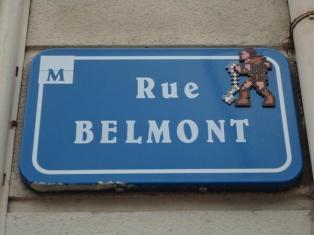 rue belmont castlevania