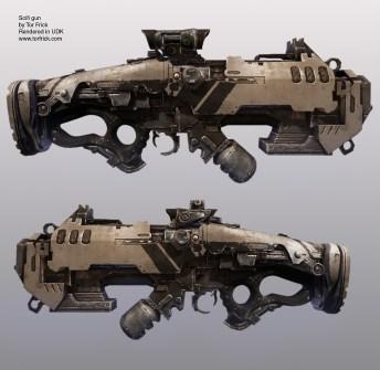 arme design