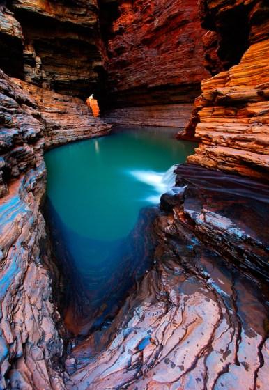 caverne eau