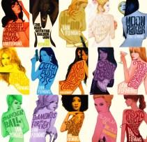 filles bonds posters