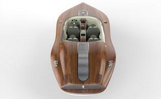 concept bateau bois