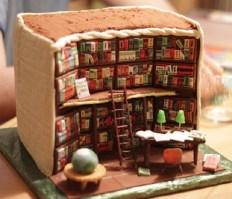 gateau librairie