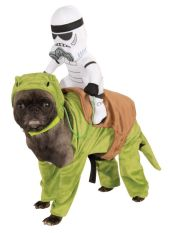 costume chien star wars stormtrooper