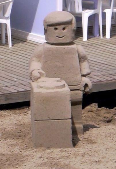 lego sable scheveningen