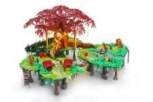 aurora lego island