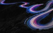 route nuit virages