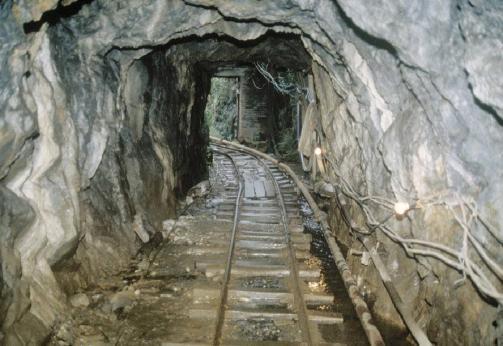 rails mines