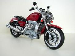Lego - Henrik Jensen - Triumph Rocket III