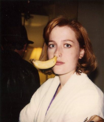 scully banane nez