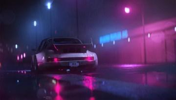 911 neon