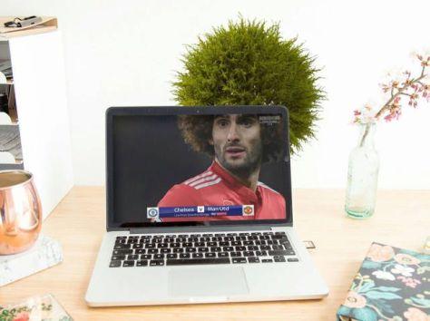 cheveux ordinateur feillani