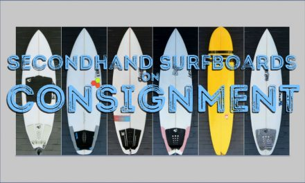 Secondhand Surfboards on Consignment