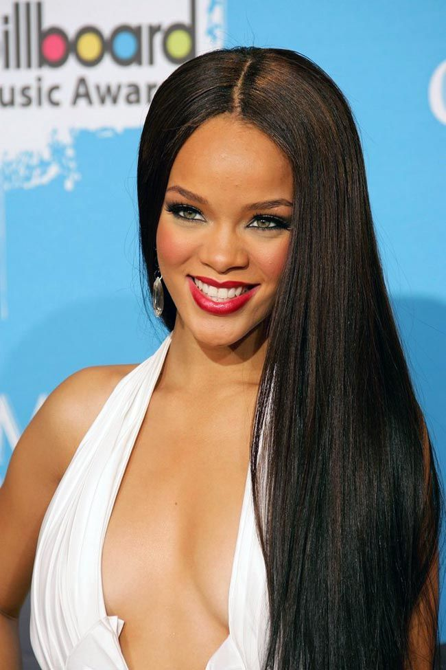 Rihannas Hair ZALA Clip In Hair Extensions