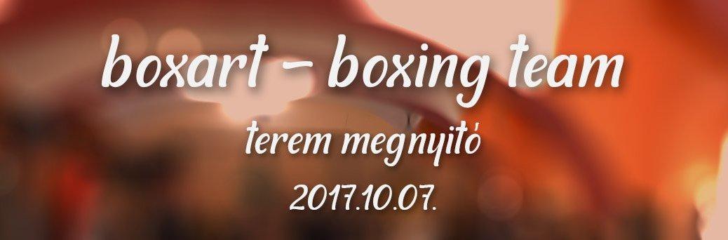 2017.10.07. boxart box edzőterem megnyitó