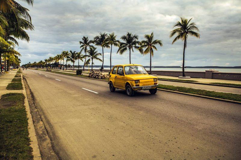 maluch na Kubie